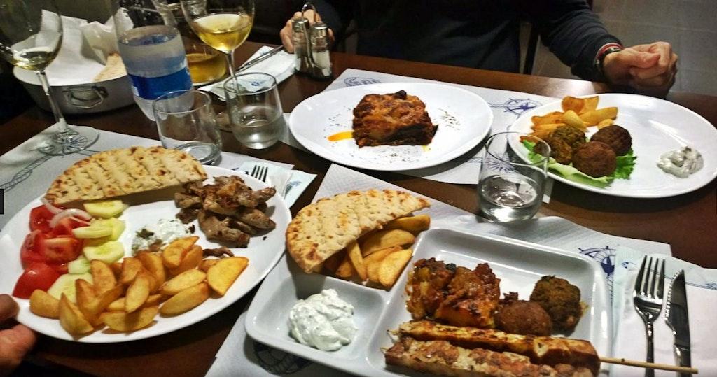 Dove mangiare greco in Veneto? Te lo dico io!