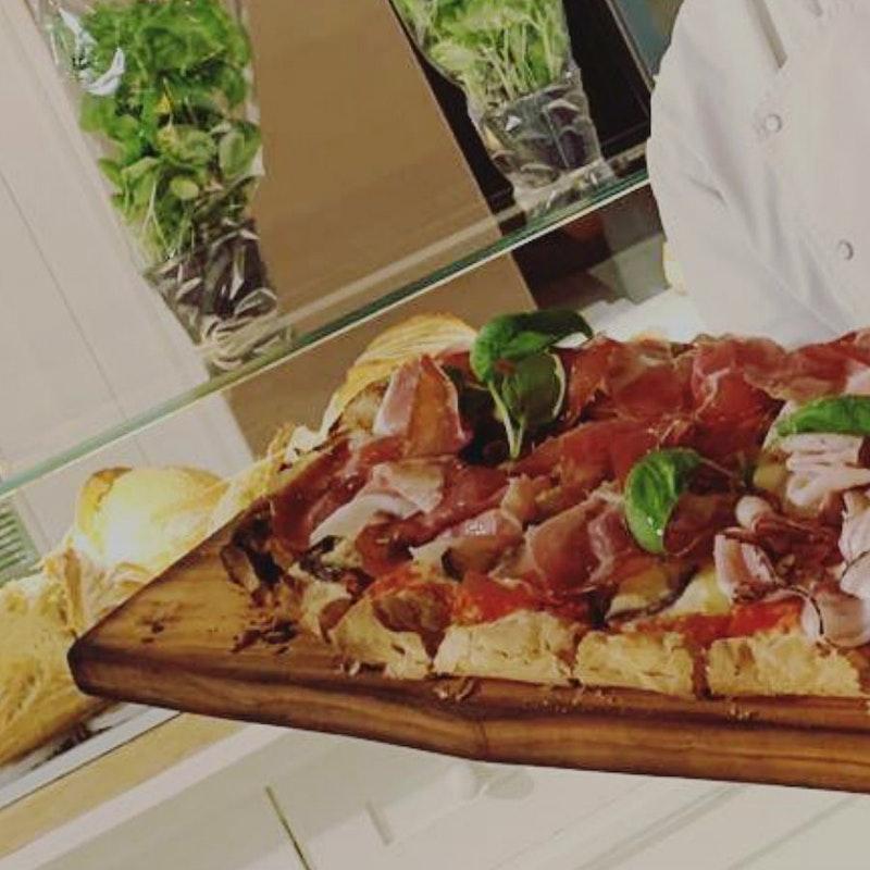 Pizza a palate tra Jesolo e San Donà