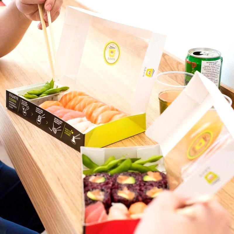 Sushi take away: i locali da chiamare a Milano
